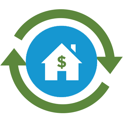 Refinancing Your Home icon