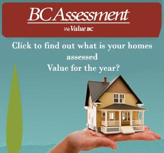 Your Homes Assessment value